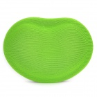 MO-209 Silicone Wrist Support Mouse Pad - Green
