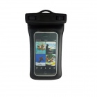 WP-360 Smart Touch Screen Universal Mobile Phone Waterproof Bag - Black