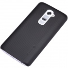 NILLKIN Protective PC Back Case w/ Screen Protector for LG G2 D802 - Black
