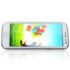 "S9800 Capacitive Screen Android 4.2 Bar Phone w/ 5.0"" FHD / Hand Gestures Function / GPS - White"