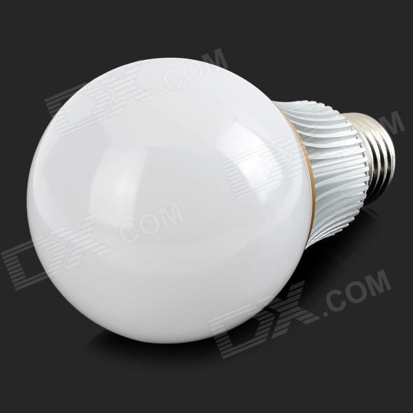LZ-07 E27 7W LED 7 ranuras Bulbo Shell (85 ~ 260V)