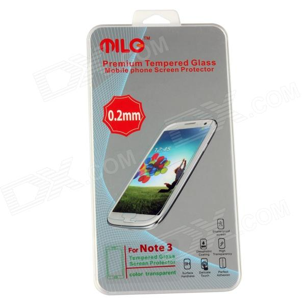 MILO Third Generation Ultra Thin 0.2mm Tempered Glass Screen Protector for Samsung Galaxy Note 3