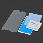2.5D Tempered Glass Screen Protector for Samsung S3 i9300 -Transparent