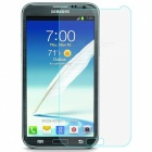 2.5D Tempered Glass Screen Protector for Samsung Note II - Transparent