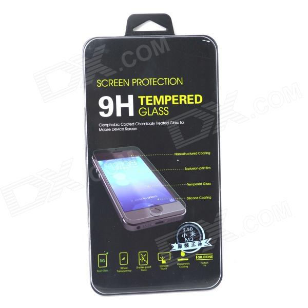 2.5D Protective Tempered Glass Screen Protector for Xiaomi M3 защитные стекла liberty project защитное стекло lp для nokia 630 tempered glass 0 33 мм 9h ударопрочное