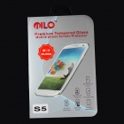 MILO CM01 Second Generation High Quality Tempered Glass Screen Protector for Samsung Galaxy S5