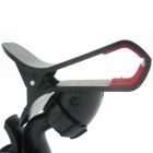 Rotating Car Mount Holder for Phone / Navigator / Tablet PC - Black