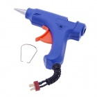 30W High Quality Glue Gun / Hot Melt Machine - Red + Blue