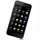 "A2800 MTK6592 Octa-Core Android 4.2.2 WCDMA Bar Phone w/ 5.0"" IPS HD, FM, 2GB RAM, GPS, OTG - Black"