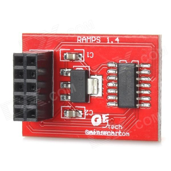 3D Printer Ramps 1.4 MicroSD Adapter