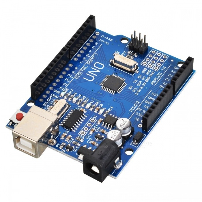 Development board w data cable for arduino uno r deep