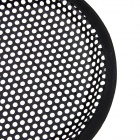 "6"" car Audio altoparlante ferro Mesh Cover - Nero"