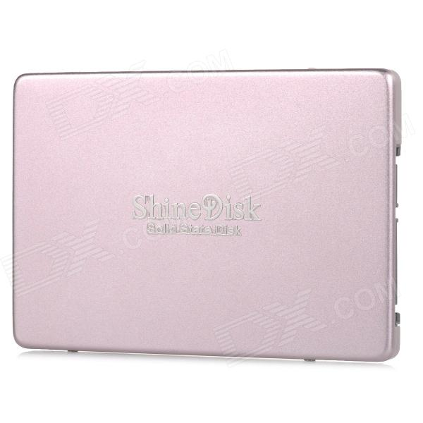 ShineDisk M667/64G 64G 256MB Cache 2.5 SATA3 Solid State Disk SSD - Pink - DXHDD &amp; SSD<br><br>