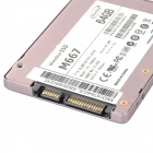 "ShineDisk M667 / 64G 64 G 256Mo Cache 2,5 ""SATA3 Solid State Disk SSD - rose"