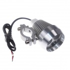15W 450lm 3-LED Motorcycle White Light Headlamp / Spotlight (12~80V)