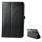 Protective PU Leather Case for Dell Venue 8 Pro - Black