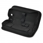 Convenient Dacron Handle Bar Tool Bag for Bicycle - Black