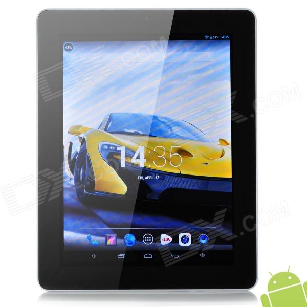 "AOSON M99G 9.7 ""Quad Core Android 4.2 Tablet PC m / 1 GB RAM, 8 GB ROM, Wi-Fi, 3G SIM Slot - Hvit"