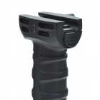 120 Degree Rotation Tactical Gun Grip - Black