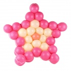 Star-Shaped Balloon 31 Cells Grid - Bianco