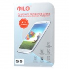 MILO 0.3mm Protective AGC Tempered Glass Screen Protector for Samsung Galaxy S5 - Transparent