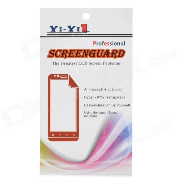 YI-YI Clear PET Screen Guard Film for MOTO G / MOTO DVX / XT1031 / XT1032- Glossy (10 PCS)
