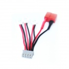 Connector 33:Charger Cable for B6 / B6AC to GCP / Mini CP / Ladybird / V120D02S - White + Red