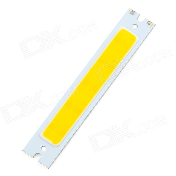 F17 5W 320lm 3000K COB LED Warm White Strip Light Module (6~7.2V) f17 5w 320lm 3000k cob led warm white strip light module 6 7 2v
