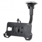 "Car Windshield 360"" Rotation Mount Holder for Samsung Galaxy S5 -Black"