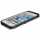 Water Resistant & Shockproof Protective Case Set for IPHONE 5 / 5S - Brown