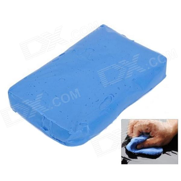 Car Cleaning Wax - Blue