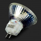 JRLED G4 MR16 4W 12V 300LM branco fresco 15-5630 SMD spotlight - prata