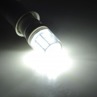 E14 5W 350lm 6000K 24-SMD 5730 LED Cold White Light Bulb (220~240V)
