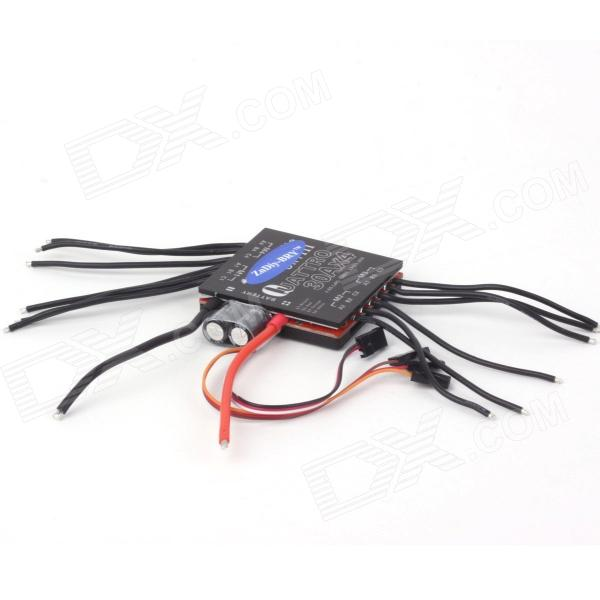 ZnDiy-BRY 30A 4-in-1 Brushless ESC for Multicopter - Black + Red pulmonary function after rehabilitation program to asthmatic children