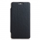 KALAIDENG Protective PU Leather Case Cover Stand for Sony Xperia E1 - Black