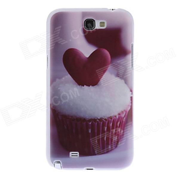 kinston-candy-pattern-protective-plastic-case-for-samsung-galaxy-note-2-n7100-white-wine-red