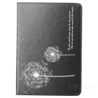 Kinston Dandelion Pattern Protective PU Leather Case Cover Stand for RETINA IPAD MINI / IPAD MINI