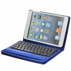 Kinston 360 Degree Rotatable PU Leather Case Cover Stand + Bluetooth V3.0 Keyboard for IPAD MINI