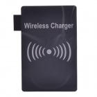 T2 Wireless Charger Pad + Wireless charger Receiver for Samsung Galaxy Note 3 N9006 - White + Black