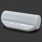 MUSIC ANGEL JH-MD13BT 8W  Bluetooth Speaker w/ 3.5mm / FM / Micro USB / TF - White