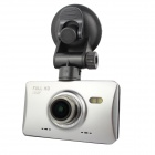 "GT500 3.0"" LCD 3.0 MP CMOS 170° FHD 1080P Car DVR w/ GPS / G-sensor / Night Vision / Park"