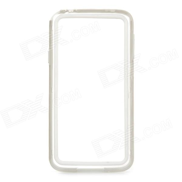все цены на  Vser Protective Ultrathin ABS Back Case for Samsung Galaxy S5 - White + Translucent  онлайн