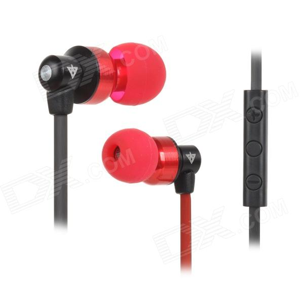 VYKON MK-1 3.5mm Wired In-Ear Earphones w/ Microphone / Volume Control for IPHONE / IPAD / IPOD social housing in glasgow volume 2