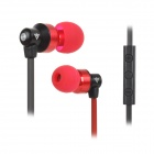 VYKON MK-1 3.5mm Wired In-Ear Earphones w/ Microphone / Volume Control for IPHONE / IPAD / IPOD