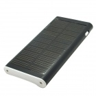 "Solar Powered ""2600mAh"" External Battery Charger Power Source Bank w/ LED Indicator"