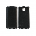 ZIQIAO SJ-HS004 Protective PU Leather Case for Samsung Galaxy S5 - Black