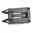 EDCGEAR ITW Handy Convenient PVC Quick-release Buckle - Black