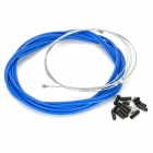 JAGWIRE 53085 Mountain Bike Disc Brake Line Tube Kit - Blue