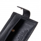 Beidi Erke B030-206 High-Grade Leather Wallet for Men - Black