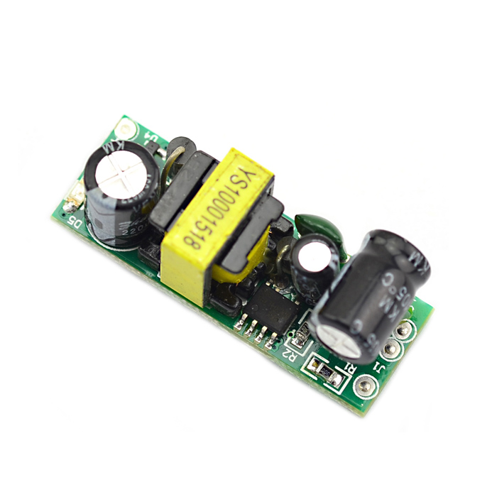 MaiTech 24V / 200mA Ultra-small Switching Power Supply Module / AC 220V Turn to DC 24V - Green 6es7284 3bd23 0xb0 em 284 3bd23 0xb0 cpu284 3r ac dc rly compatible simatic s7 200 plc module fast shipping